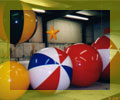 advertising balloons - 4.5ft. to 10ft. in diameter helium balloons
